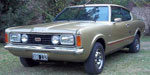 Ford Taunus Coup� GT SP