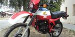 Honda XL500R Paris Dakar