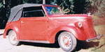 Ford Prefect Drophead Coup�