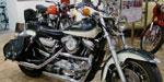 Harley Davidson Sportster XL 1200 Hugger