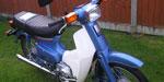 Honda Econo C90 Deluxe