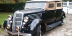 Ford V8 1935 Phaeton