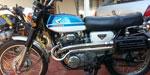Honda CL 350 Scrambler