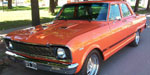 Chevrolet Rally Sport 1971