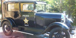 Ford Tudor Police 1929