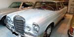 Mercedes Benz 220 SE Coup� 1962