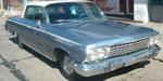 Chevrolet Impala Sedan Sport 1962