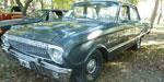 Ford Falcon 1962 Americano