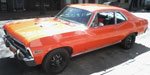Chevrolet Chevy SS Coup� 1972