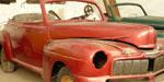 Ford Mercury Cabriolet 1946