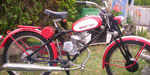 Harley Davidson 60 1959