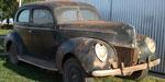 Ford 1940 Sed�n 2 Puertas Standard