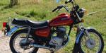 Honda Twinstar 200 1981