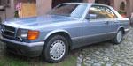 Mercedes Benz 420 SEC
