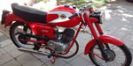Ducati Turismo 125
