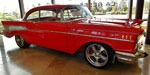 Chevrolet Belair 1957 Coup�