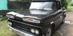 Chevrolet 1961 Apache