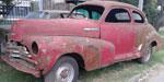 Chevrolet 1947 Style Master