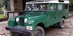 Land Rover Jeep Serie 2