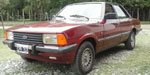 Ford Taunus Ghia 2.3 AT