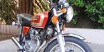 Honda CB 550 Four SS