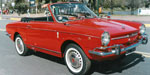 Fiat 800 Convertible 1967
