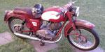 Moto Guzzi Lodola Sport 175 1960