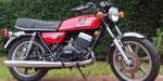 Yamaha RD400 D