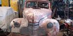 Chevrolet 1940 Convertible