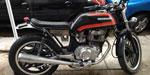 Honda CB400T Hawk 1981