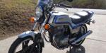 Honda CB 400 T Hawk