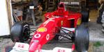 Sauber C16 Ex Fontana 1997