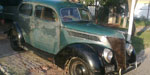 Ford 1937 Two Door