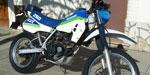 Kawasaki KLR 250 1988