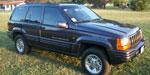 Jeep Grand Cherokee Limited 5,2 L V8 1997