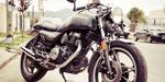 Honda CB450DX Cafe Racer