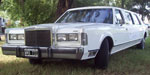 Limusina Ford Lincoln Town Car