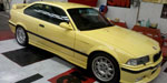 BMW 328i Yellowpower