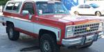 Chevrolet Blazer K5 Special Edition