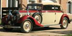 Mercedes Benz Cabriolet B 1936