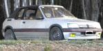 Peugeot 205 CTI 1,6 Pininfarina