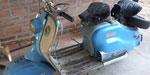 Siam Lambretta 150LD