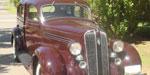 Plymouth Sed�n 1936