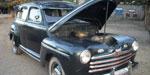 Ford 1946 De Luxe