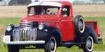 Chevrolet Pick Up 1946
