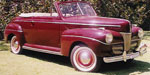 Ford 1941 Cabriolet Master Deluxe
