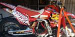 Honda CR 500