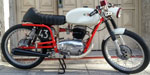 Gilera Cafe Racer 150 Super Sport
