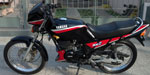 Yamaha RXZ 135 6 Speed 2 T 1994