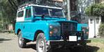 Land Rover Santana 88